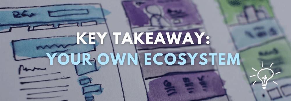Key takeaways of web design